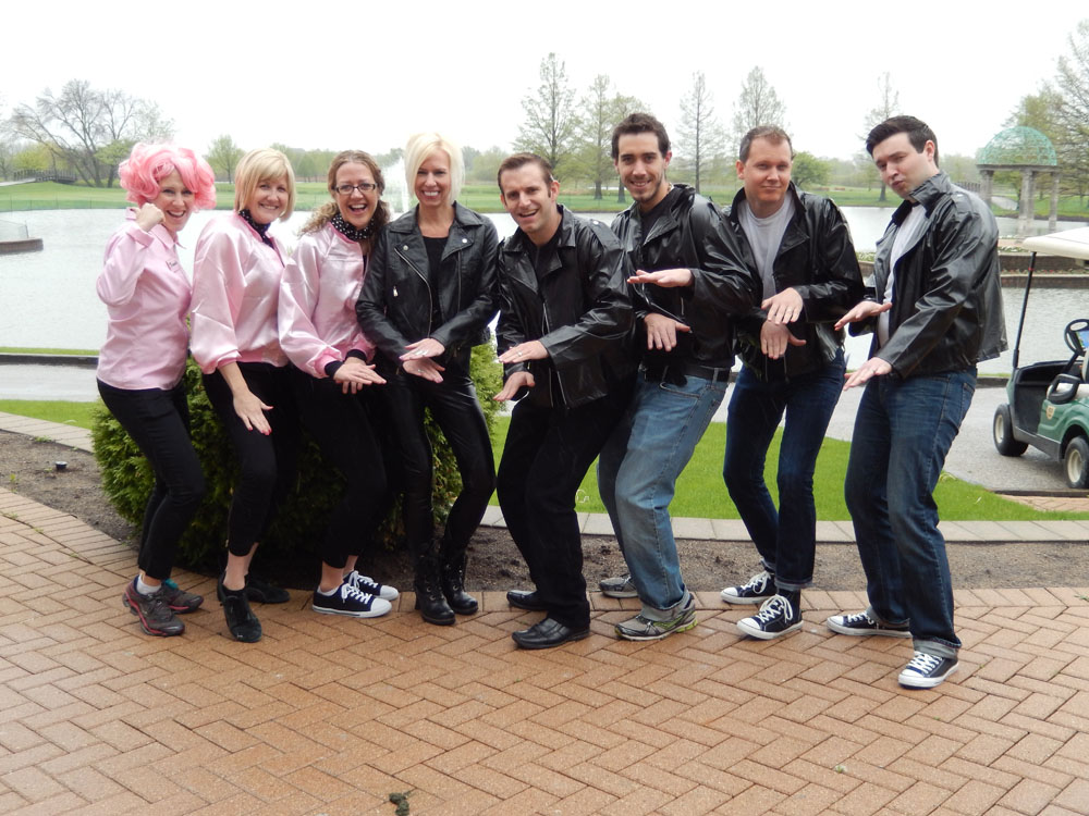 "2014 Golf Classic ""Grease"""