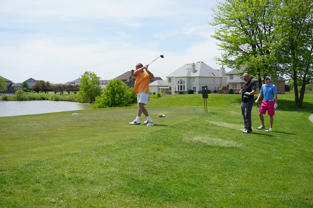 """2018 Golf Classic """"Around the World in 18 Holes"""""""